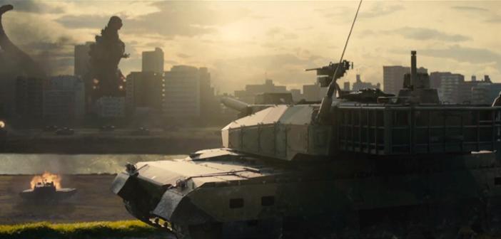Godzilla Resurgence si mostra nel primo trailer